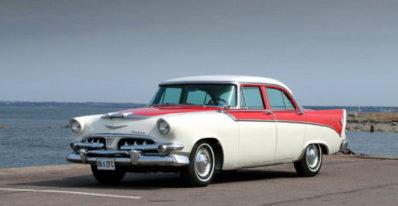 Dodge Custom Royal 56a