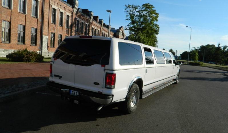 Ford Excursion 13 kohden full