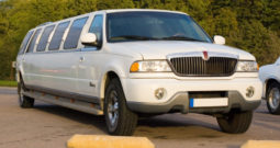 Lincoln Navigator (valge) 13 kohta
